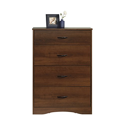 Sauder 422809 Chest of Drawers, Brook Cherry
