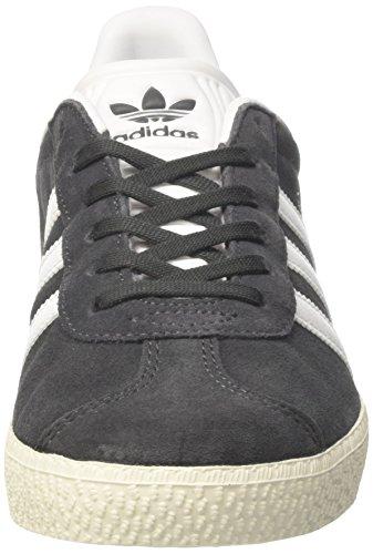 White Gazelle Enfant Dgh Gris Footwear Grey Metallic Baskets adidas Solid Mixte Gold t1qdzww