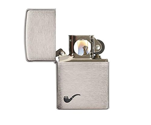 zippo lighter with pipe insert - 3