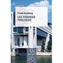 Les finances publiques: « Que sais-je ? » n° 3908 (French Edition)