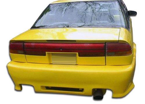 Frp Walker - 1991-1995 Saturn SL Duraflex Walker Rear Bumper Cover - 1 Piece (Overstock)