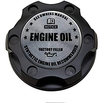 VMS BILLET ALUMINUM GUN METAL OIL CAP /& DIPSTICK LT1 LT4 ENGINE OIL EMBLEM S