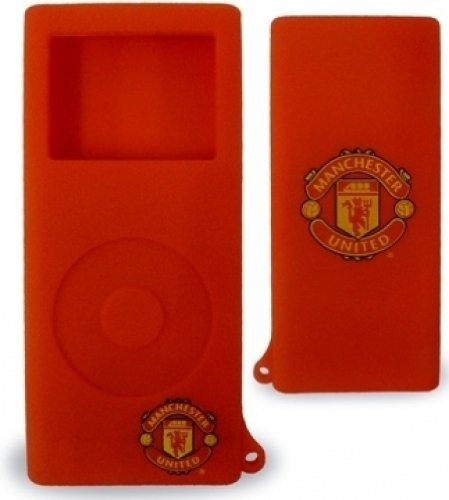 Manchester United Football Club Official Soccer Gift MP3 Player Case Ipod Nano ()