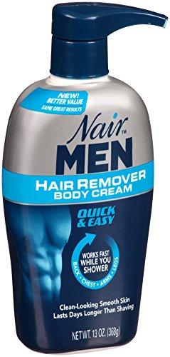 Nair Men Hair Removal Cream - 13 oz by Nair (Image #6)