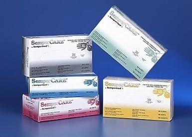 Sempermed USA SemperCare Exam Glove - SCVNP103BX - 100 Each / Box
