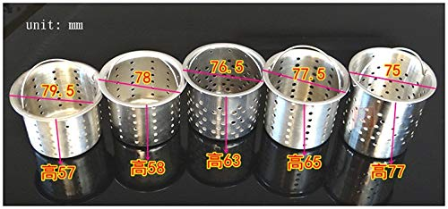 Stainless steel kitchen sink basket filter pool stopper wash filters strainers drain 1pc