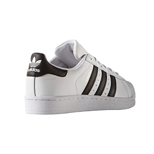 ... Black Enfants Superstar Adidas Unisex Femme core White Baskets qz0v1 ...
