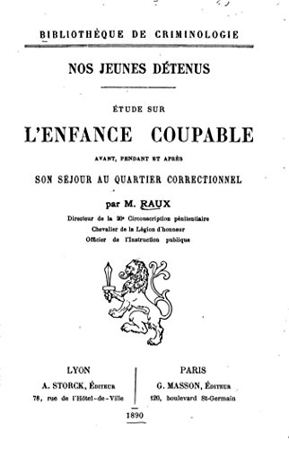 Nos Jeunes [Pdf/ePub] eBook