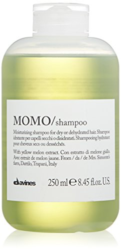 Davines Momo Moisturizing Shampoo for Dry and Dehydrated Hair, 8.45 Ounce (Davines Shampoo Dry)