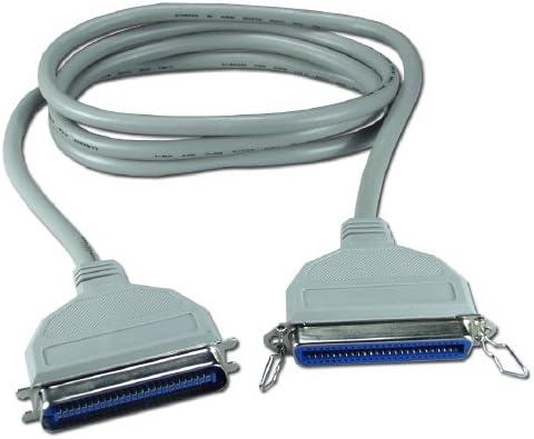 QVS 3ft SCSI Cen50 Male to Female External Extension Cable