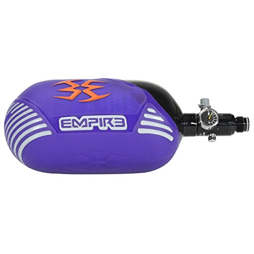Empire Exalt Tank Cover - Purple/Grey/Orange by Empire