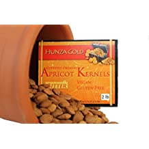 Hunza Gold Bitter Organic Apricot Kernels - 2 lb