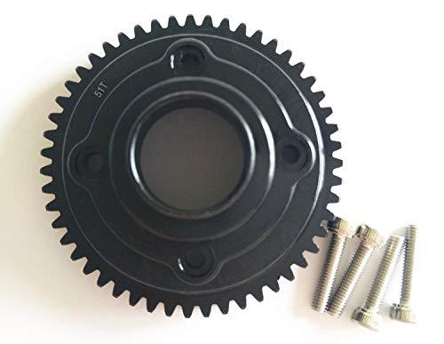 (Harden Steel Center Differential Gear 51T for UDR Unlimited Desert Racer 1/7 RC Traxxas 8574)