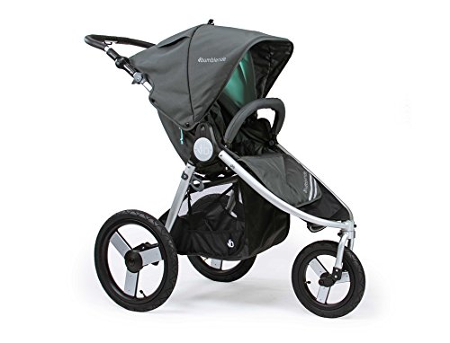 Best Price 2018 Bumbleride Speed Jogging Stroller - Dawn Grey Mint