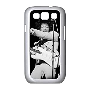 Guitarist Singer Jimi Hendrix Protective Cover Case For Samsung Galaxy S3 s3-82022