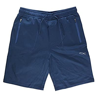Calvin Klein Performance Fleece-Lined Shorts for Men