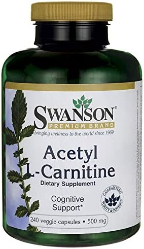Swanson L-Carnitine készítmény – 100db tabletta