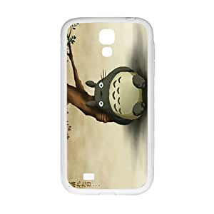 My Neighbor Totoro Cute Cartoon Anime White Samsung Galaxy S4 case