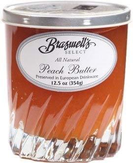 Braswell's, Peach Butter, 12.5 Ounce