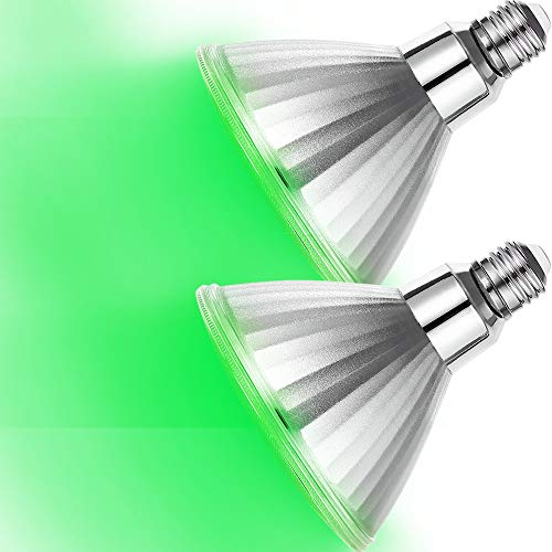 Green Colored Led Lights