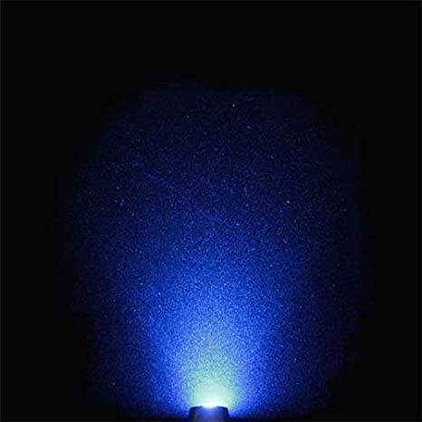 5x Superhelle Signal Schraub Leds Blau 24v 20cm Kabel 5000 8000mcd 45 Beleuchtung