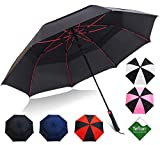 "Repel Umbrella Golf Umbrella - 60"" Vented Double"