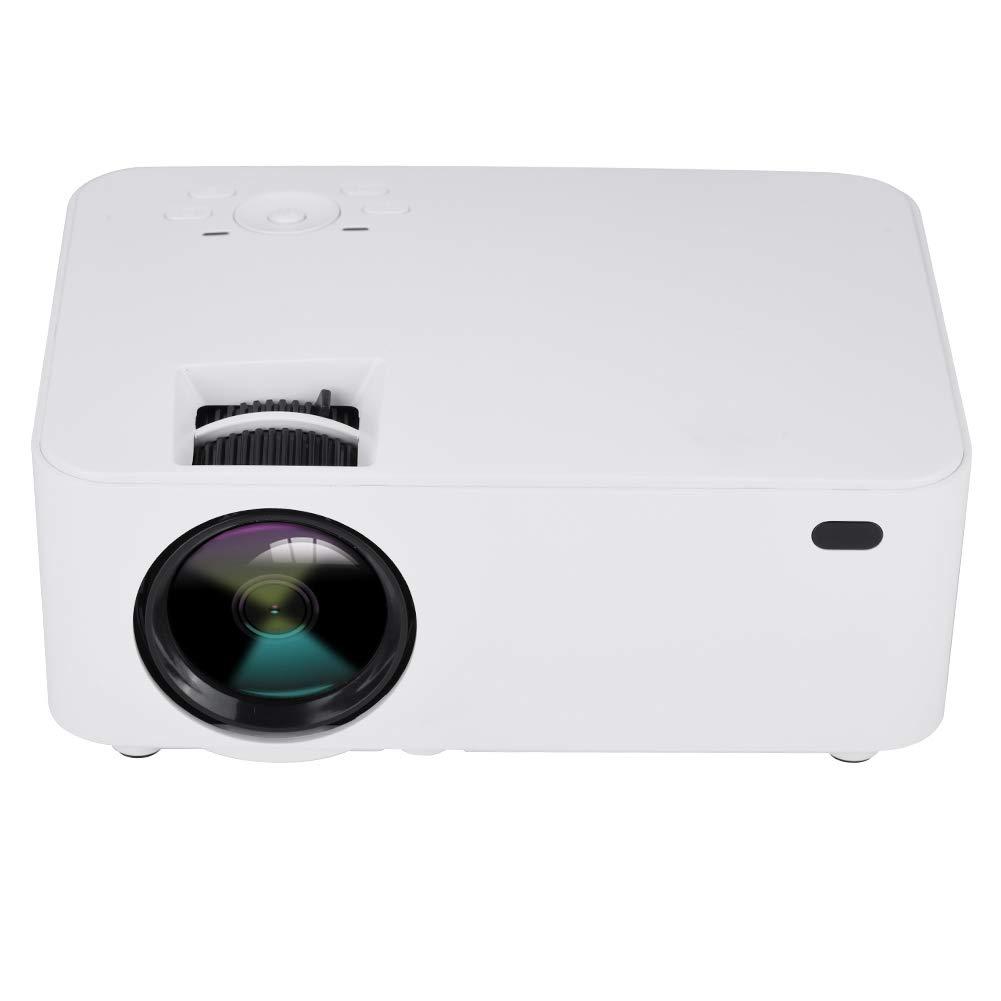 Proyector 4K portátil, Soporte de Mini proyector de películas LED ...