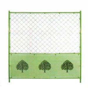 (2枚セット)フェンスバリケード 樹木-A 1800*1800 B008MTYN0Y 16200