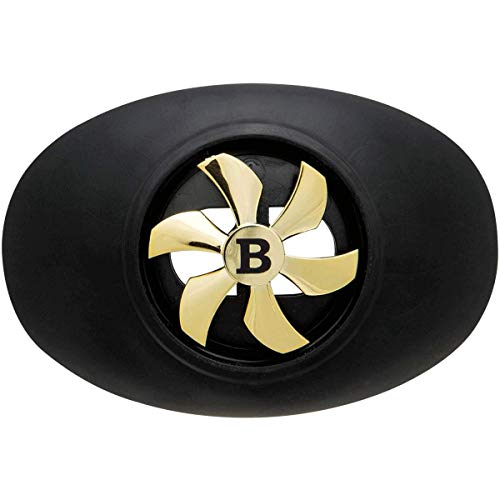 Battle Sports Science Spinner Oxygen Mouthguard 09.Black/Gold OS