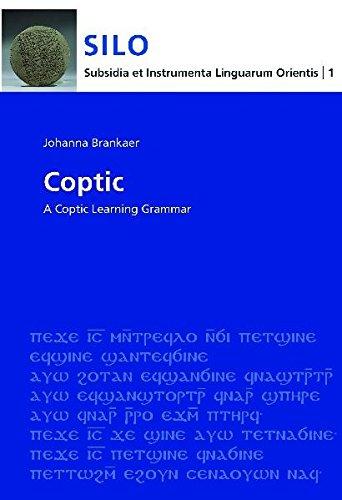 Coptic: A Learning Grammar (Sahidic) (Subsidia et Instrumenta Linguarum Orientis)