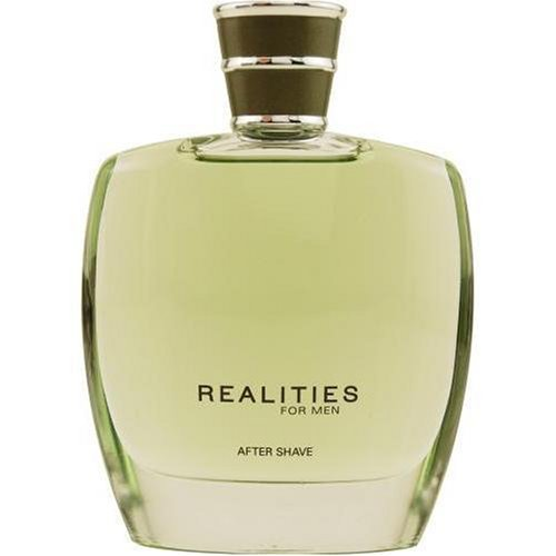 ) Cologne Men ( For New Realities (Realities (new) By Liz Claiborne For Men. Aftershave 3.4 oz)