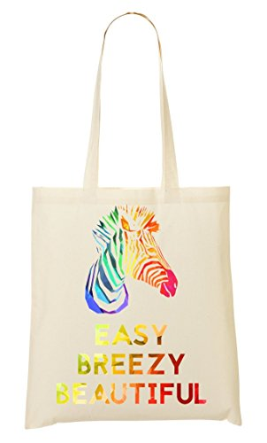 Zebra provisions Animal Series To Sac Breezy tout Nice Beautiful à Easy Sac Fourre 7BqgA1