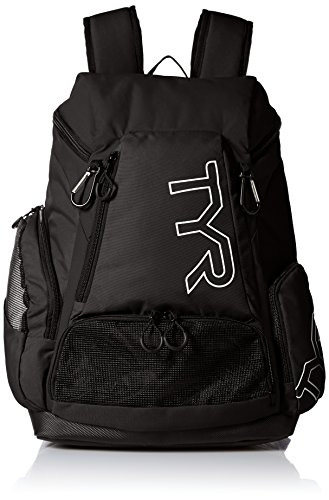 (TYR Alliance Backpack, Black/Black, 45 L)