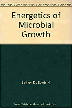 Book Energetics of Microbial Growth