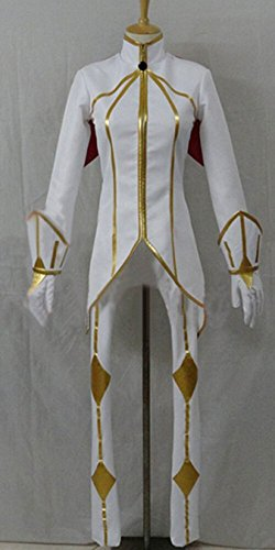 [Relaxcos Lelouch of the Rebellion Code Geass C.C. Clothing Cosplay Costume] (Cc Code Geass Costumes)