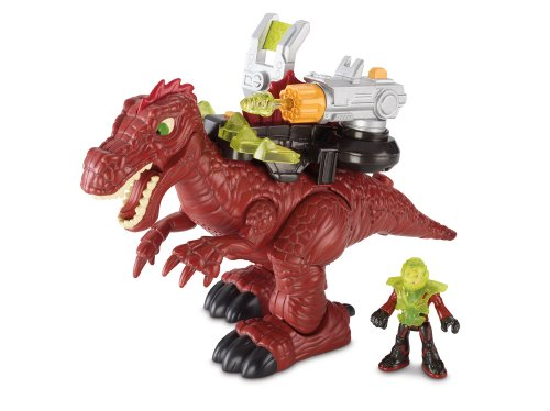 Fisher Price X7631 Imaginext Motorized Spinosaurus