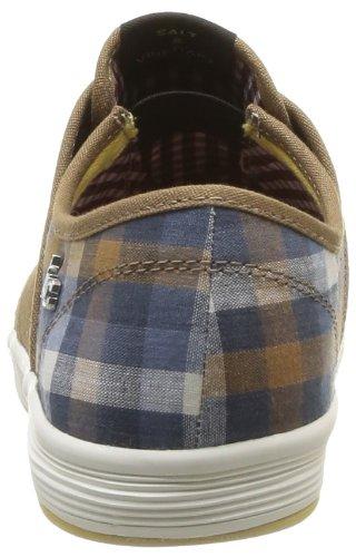 Base London Spam 2 - Zapatillas Ays Picnic Check Brown