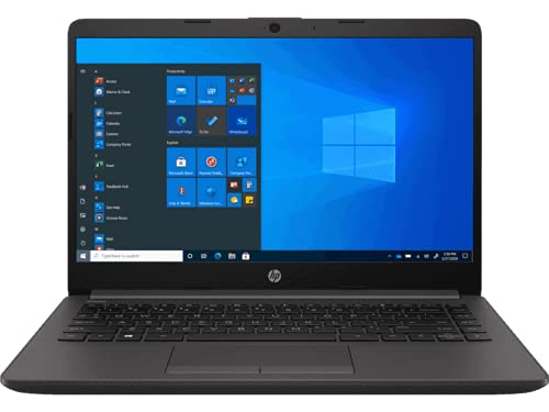 HP 245 G8 Laptop 366C6PA (AMD Ryzen 3-3250U/4GB Ram/ 1TB HDD/ 14″ Inch HD/ DOS / Dark Ash Black)