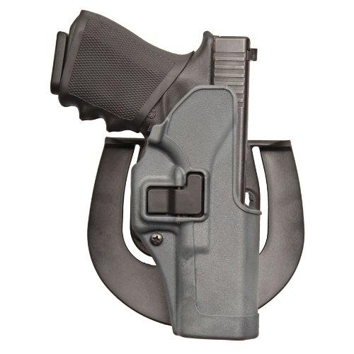 BLACKHAWK! Serpa CQC Gun Metal Grey Sportster Holster