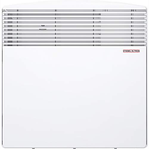 Stiebel Eltron CNS 100-1 E Wall Mounted Convection Heater (Ceramic Heater Wall Mount)