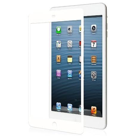 bd4c368a5 Amazon.com  Moshi iVisor AG Case for Apple iPad Mini - White  Computers    Accessories