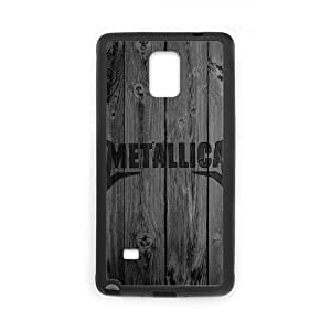 Generic Case Metallica For Samsung Galaxy Note 4 N9100 667F6T8014