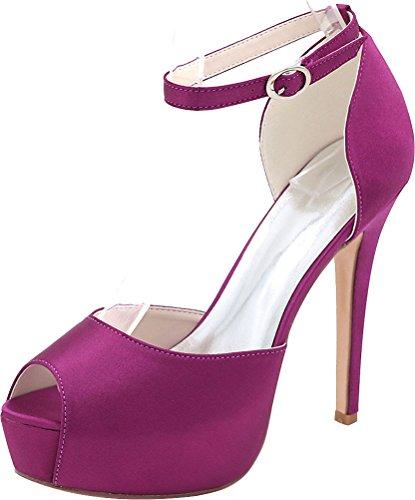 Nice Femme EU 36 5 Violet Find Plateforme Violet AZqn1v