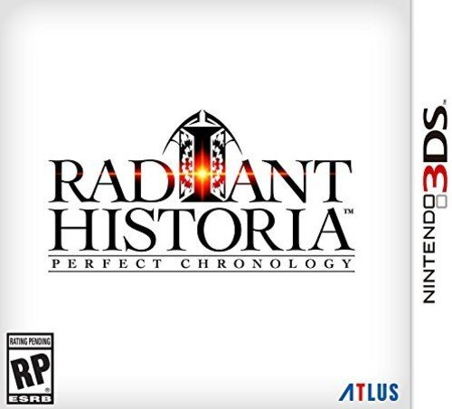 Radiant Historia Perfect Chronology - Nintendo 3DS