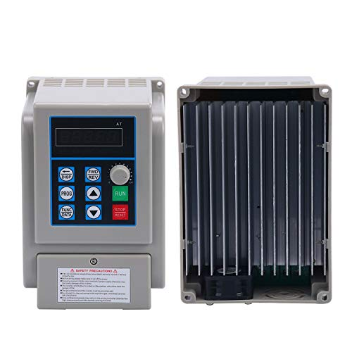 AC220V 8A 1.5KW Variable Frequency Drive Converter Speed Controller Converter ()