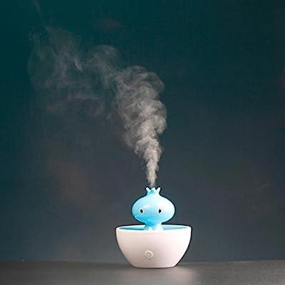 Humidificador, Blues Ter Cool Nueva Breathe aceite aroma difusor ultrasónico Aromaterapia Purificador de aire azul: Amazon.es: Bricolaje y herramientas
