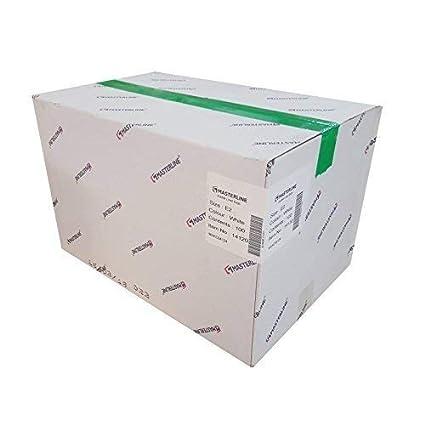 Masterline Tamaño E/2 Acolchado Sobres Caja de 100 - Blanco ...