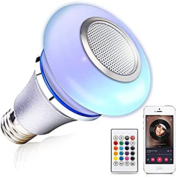 Blue Sky Led Bluetooth Smart Sync Bulb Amazon Com