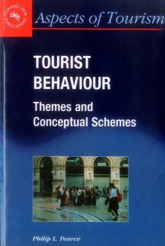 Read Online Tourist Behaviour: Themes and Conceptual Schemes (Aspects of Tourism) pdf