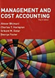 By Alnoor Bhimani Management and Cost Accounting (4th Edition) [Paperback]